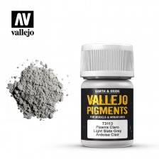 Vallejo 73.113 - Light Slate Grey Pigment