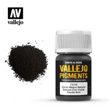 Vallejo 73.115 - Natural Iron Oxide Pigment
