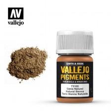 Vallejo 73.105 - Natural Sienna Pigment