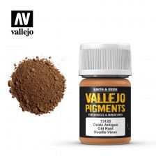 Vallejo 73.120 - Old Rust Pigment