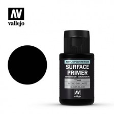 Vallejo Surface Primer 77.660 - Gloss Black