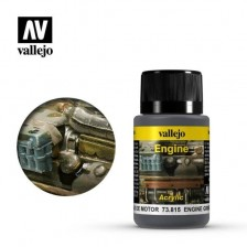 Vallejo 73.815 - Weathering Effects Engine Grime
