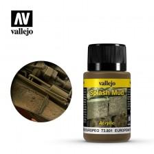 Vallejo 73.801 - Weathering Effects European Splash Mud