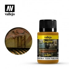 Vallejo 73.814 - Weathering Effects Engine Fuel Stains