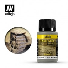 Vallejo 73.809 - Weathering Effects Thick Industrial Mud