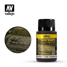 Vallejo 73.808 - Weathering Effects Thick Russian Mud