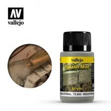 Vallejo 73.803 - Weathering Effects Industrial Splash Mud