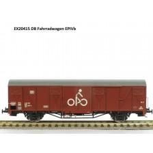 Exact-Train EX20415 - DB Güterwagen Fahradwagen Gbs 254