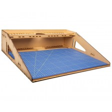 Model Craft WTA3/CM - A3 Work Station with Cutting Mat