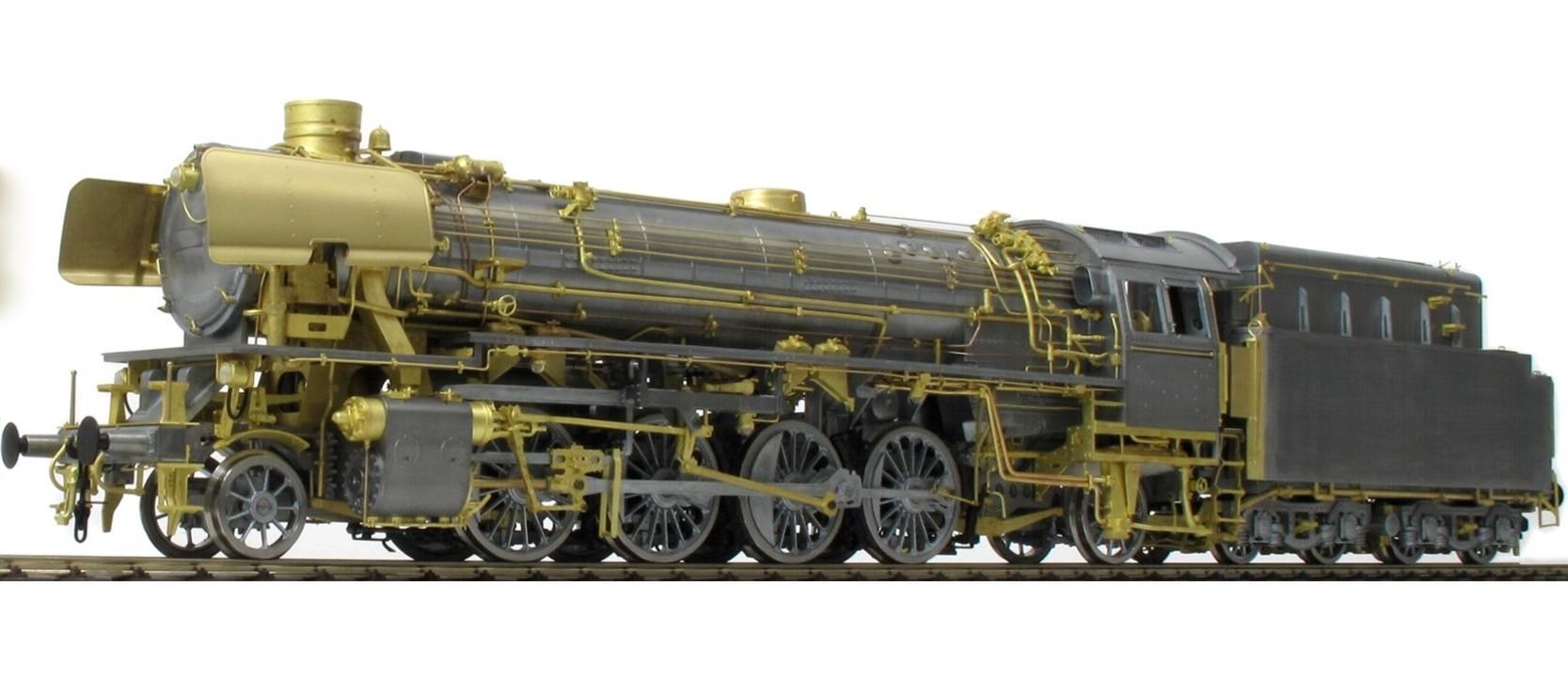 Marklin Technologie Baureihe 41