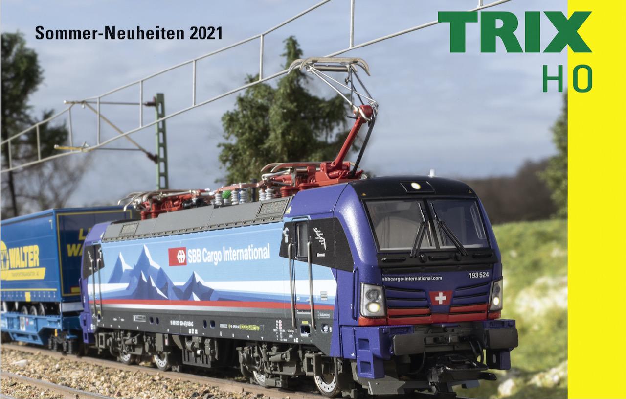 Trix H0 2021