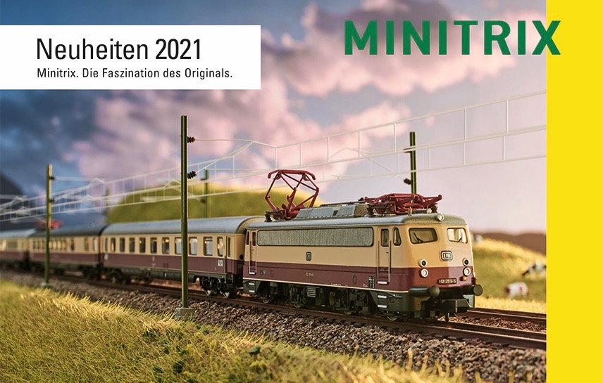 Minitrix 2021