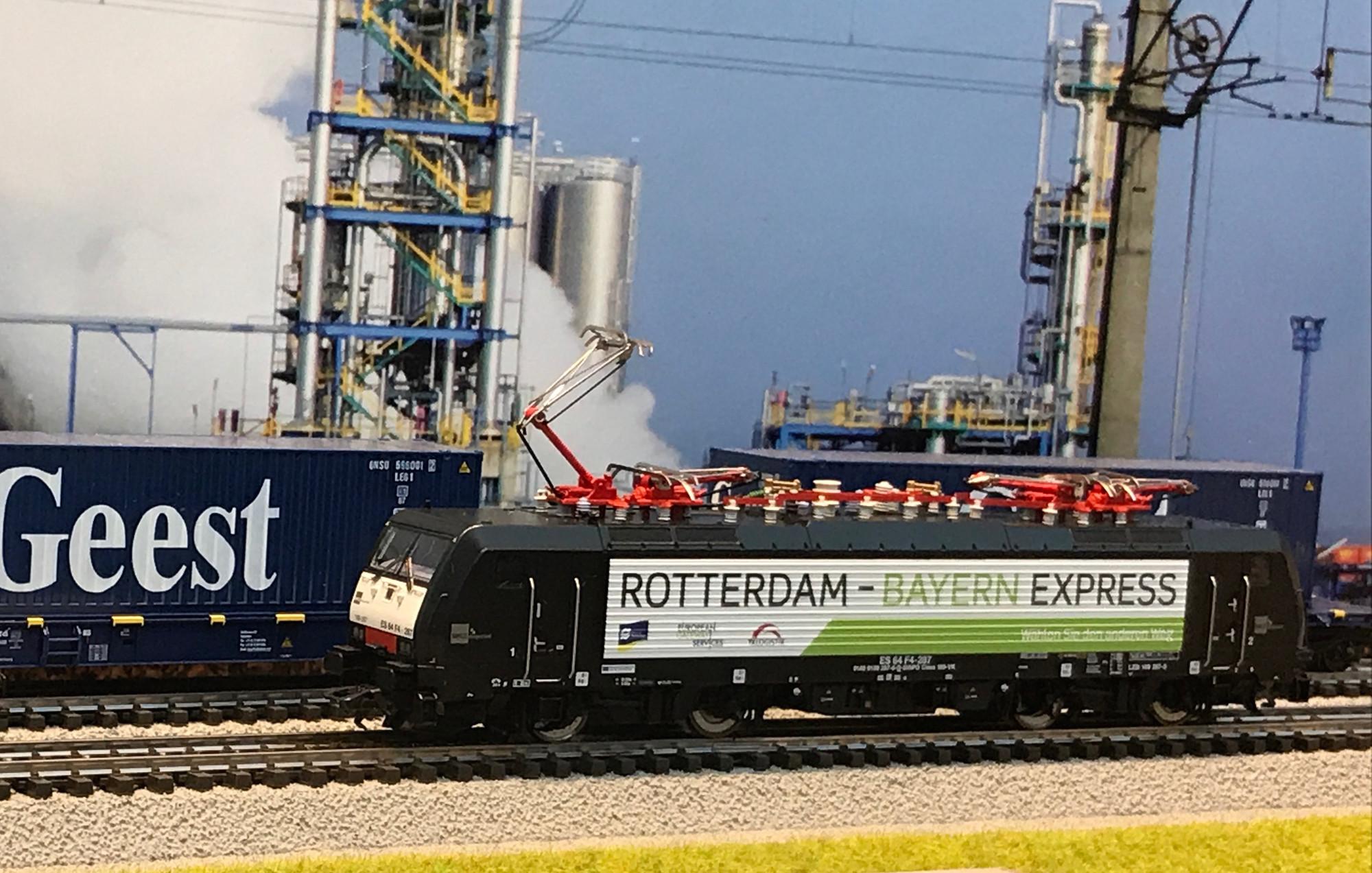 Rotterdam-Bayern Express