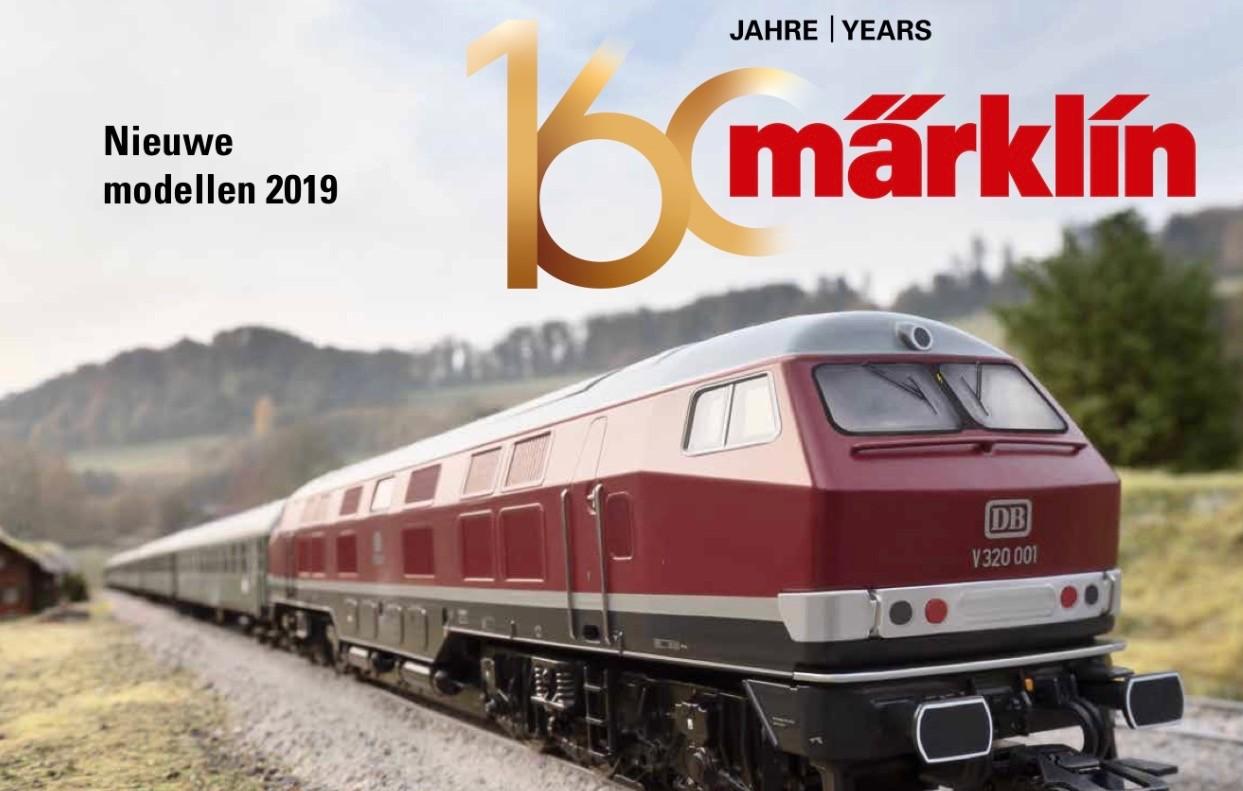 Marklin Neuheiten 2019