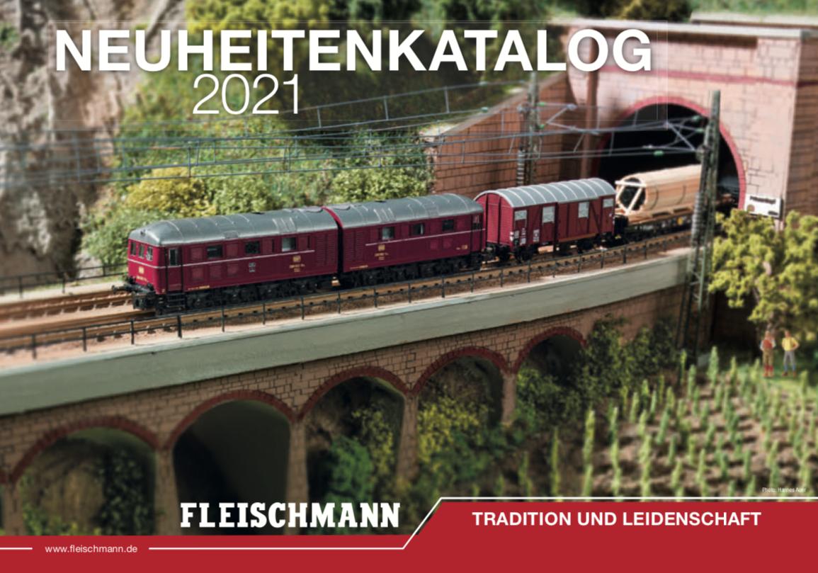 Fleischmann Neuheiten 2021