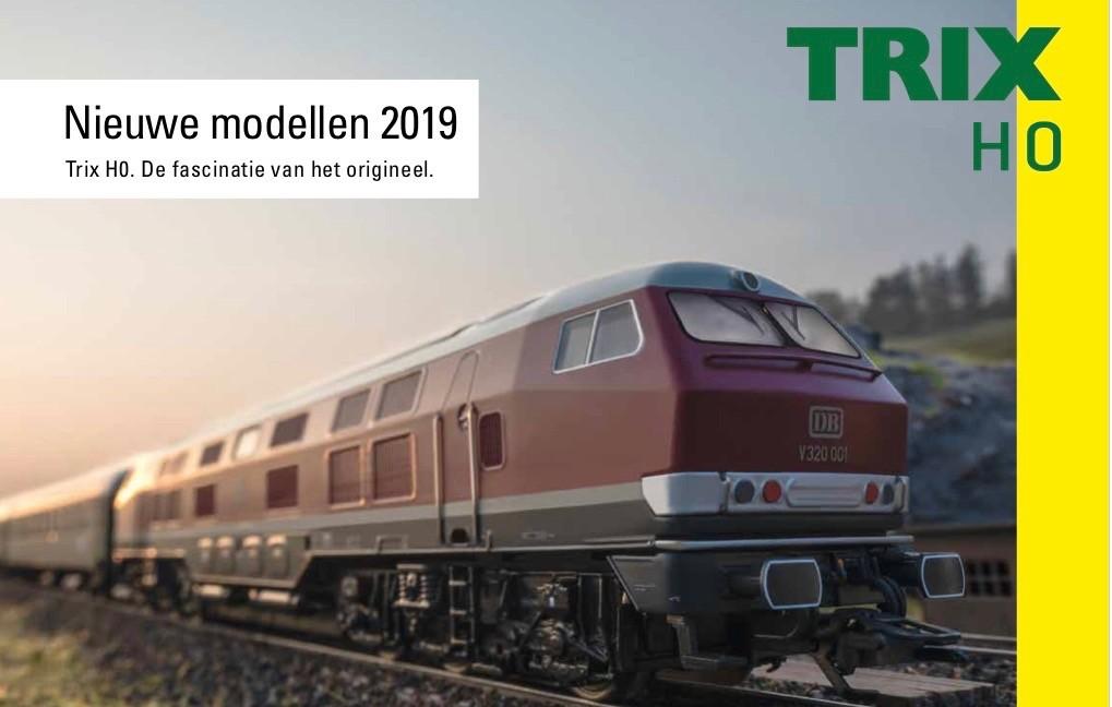 Trix Neuheiten 2019