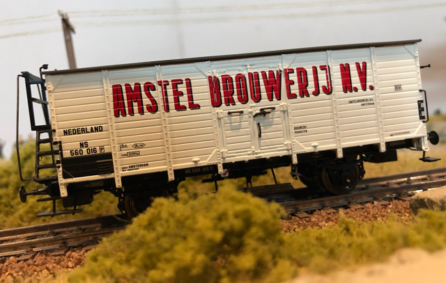 Brawa 49062 - NS Amstel