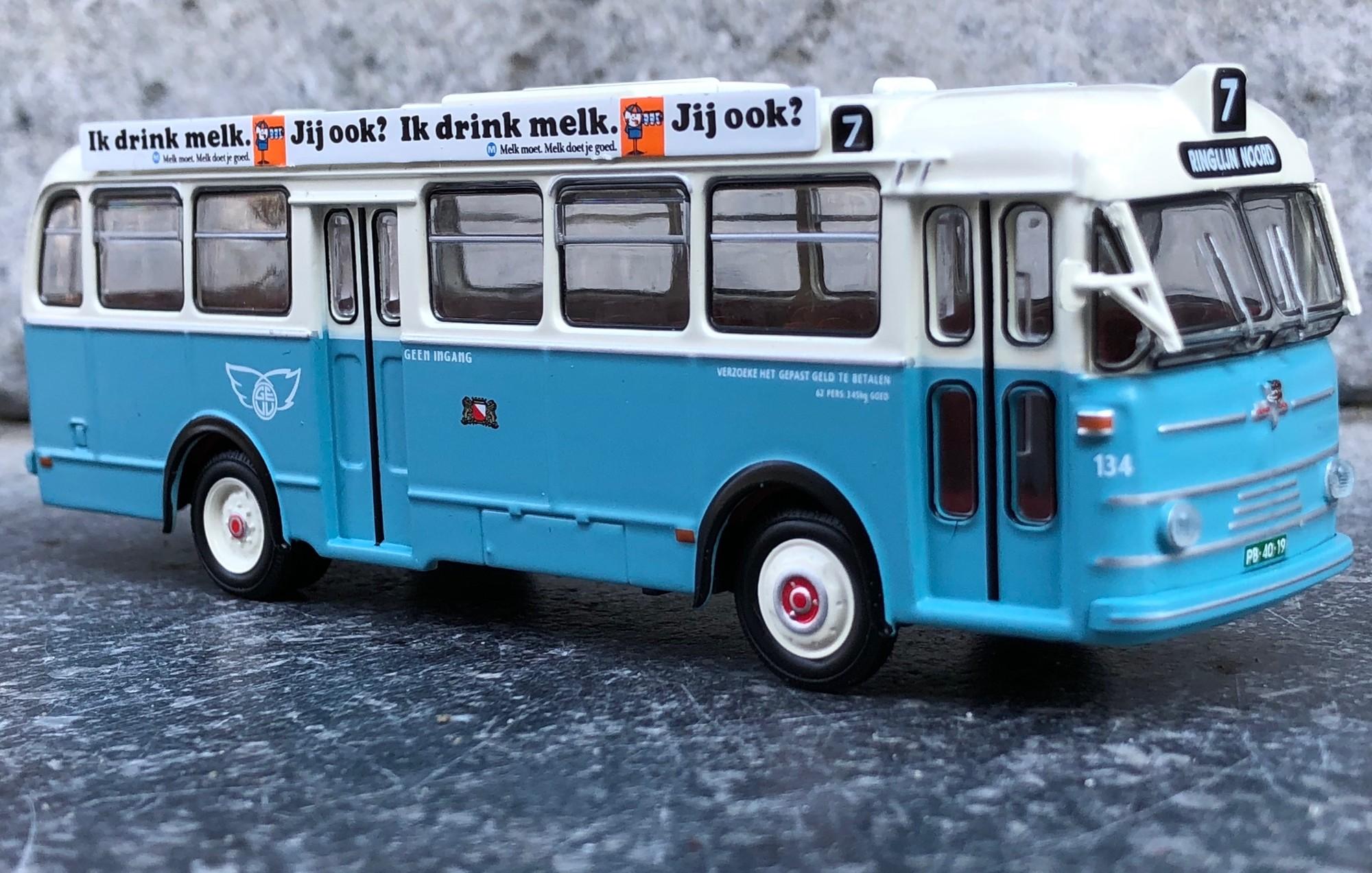 Holland Coach GEVU 134 - Lijn 7 Ringlijn Noord