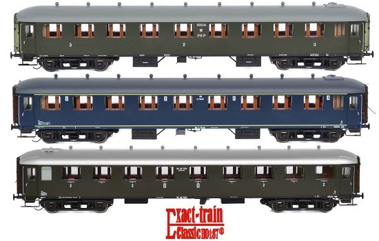 Exact Train AB