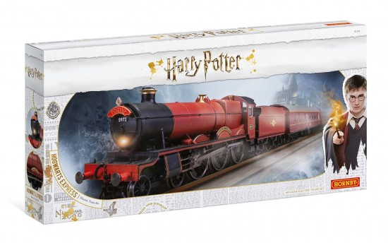 Harry Potter trein