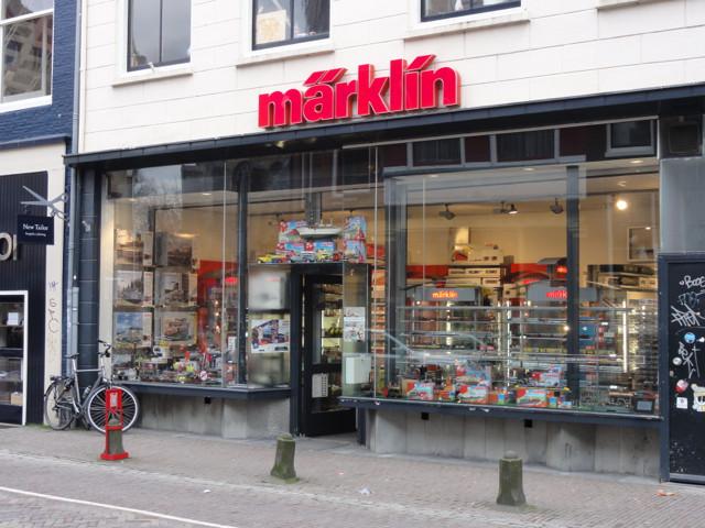 Marklin Store Utrecht